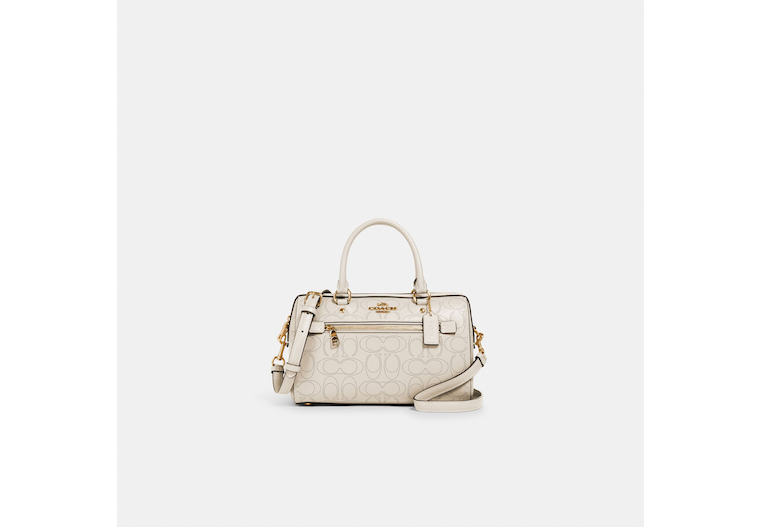 Rowan Satchel In Signature Leather image number 0