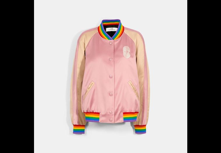 Rainbow Souvenir Jacket image number 0