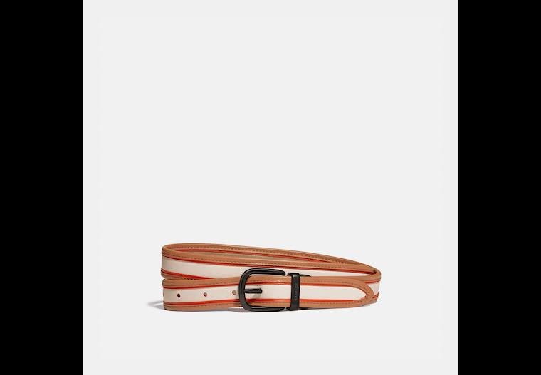 Harness Buckle Reversible Belt, 25 Mm image number 0