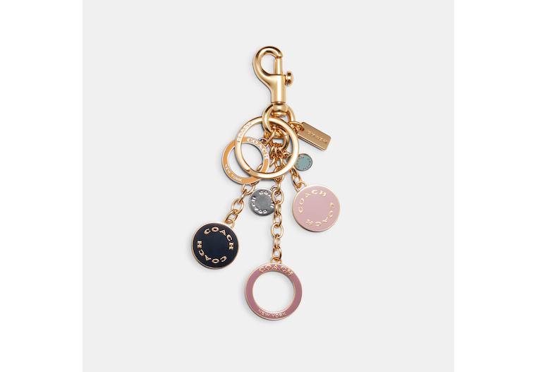 Coach Circles Cluster Bag Charm image number 0
