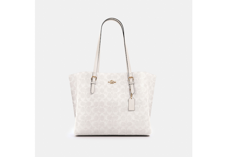 Mollie Tote In Signature Canvas image number 0
