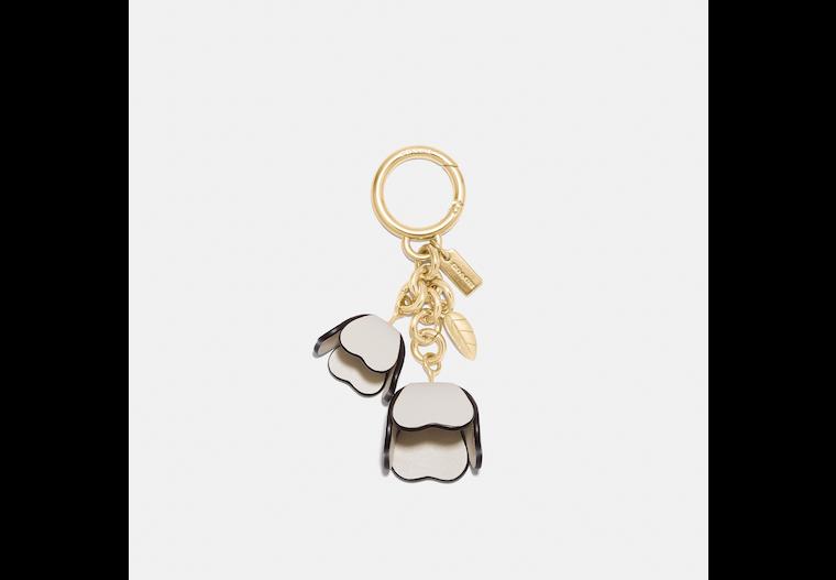 Essential Tea Rose Bag Charm image number 0
