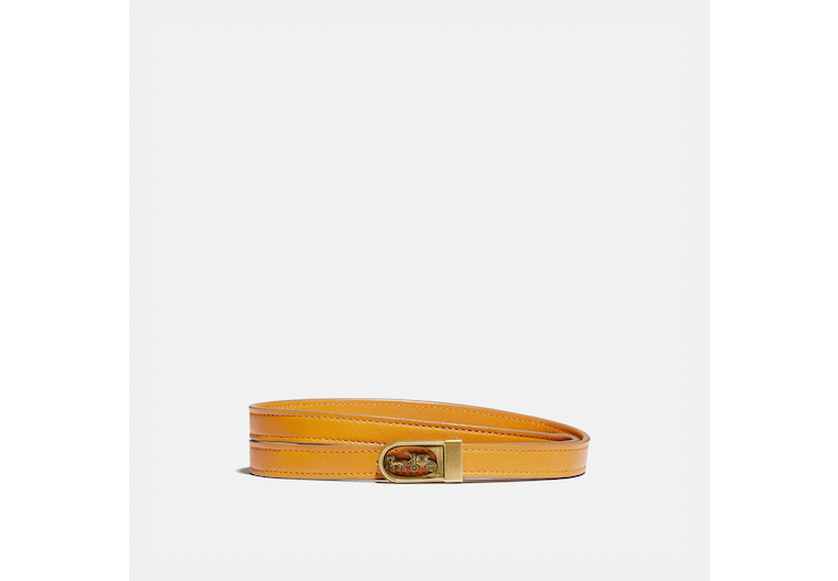 Horse And Carriage Buckle Belt, 15 Mm image number 0