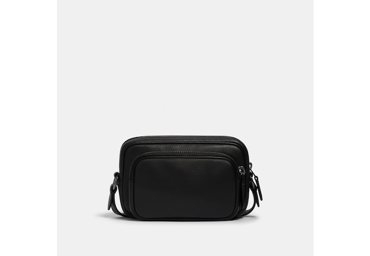 Mini Edge Double Pouch Crossbody image number 0