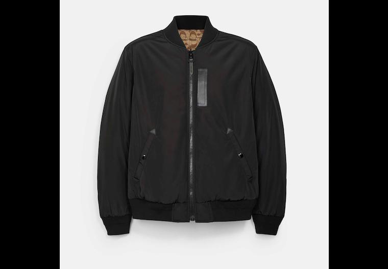 Reversible Signature Ma 1 Jacket image number 0