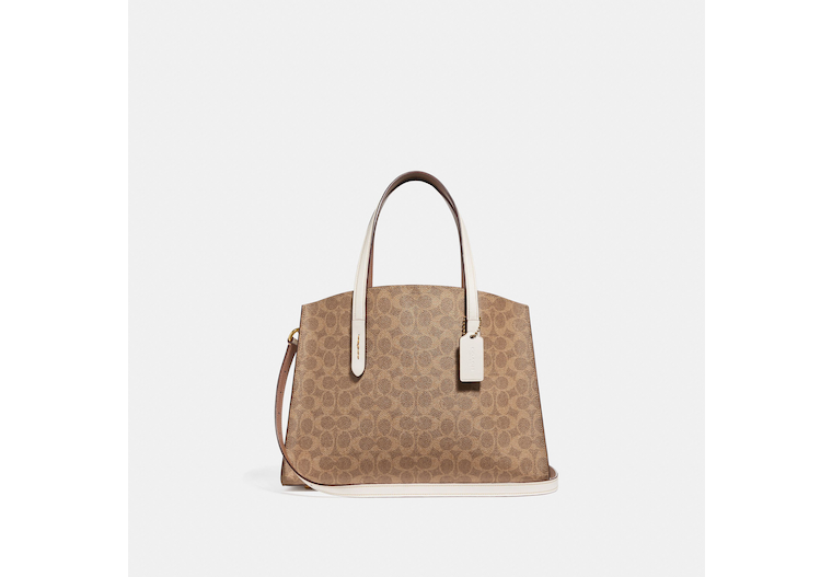 Charlie Carryall In Signature Canvas image number 0