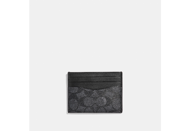 Card Case In Signature Canvas image number 0