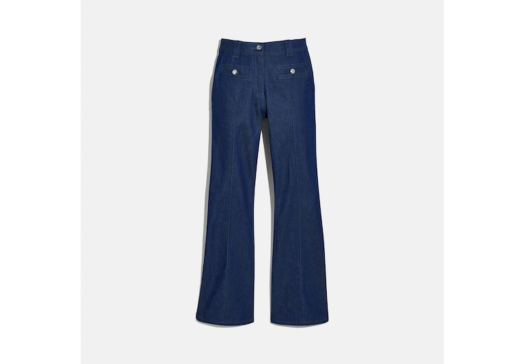 Retro High Rise Jeans image number 0