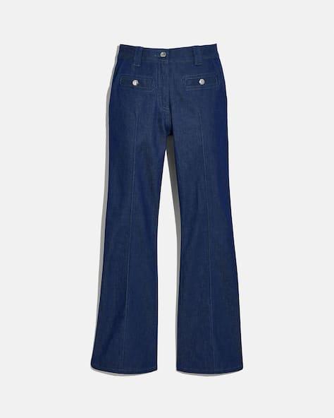 Retro High Rise Jeans