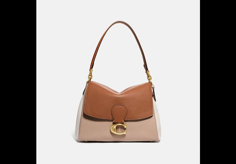 May Shoulder Bag In Colorblock image number 0