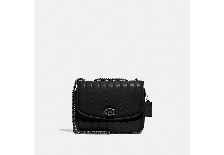 Madison Shoulder Bag With Quilting image number 0