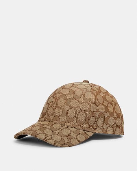 Hat In Signature Jacquard