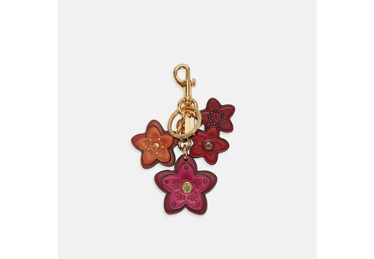 Wildflower Mix Bag Charm image number 0