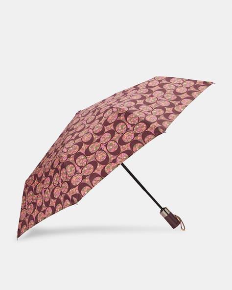 Umbrella In Signature Posey Cluster Print
