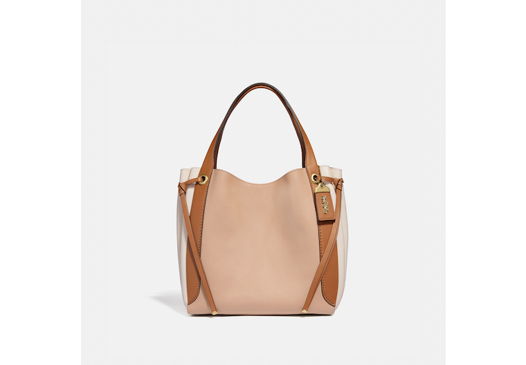 Harmony Hobo In Colorblock image number 0