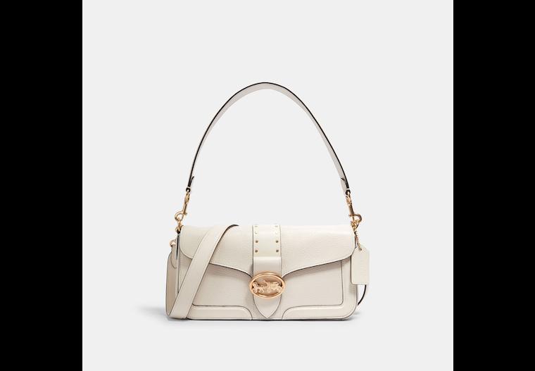 Georgie Shoulder Bag With Rivets image number 0