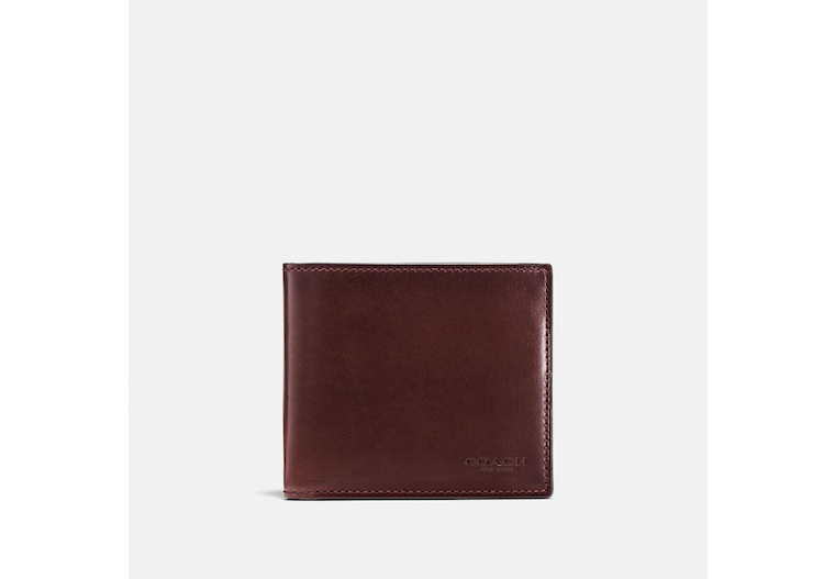 Boxed Double Billfold Wallet image number 0
