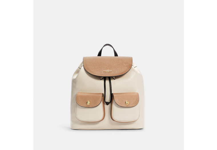 Pennie Backpack In Colorblock image number 0