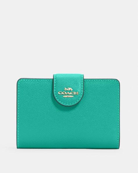 Medium Corner Zip Wallet