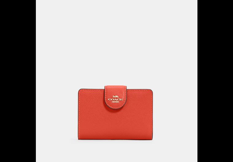 Medium Corner Zip Wallet image number 0
