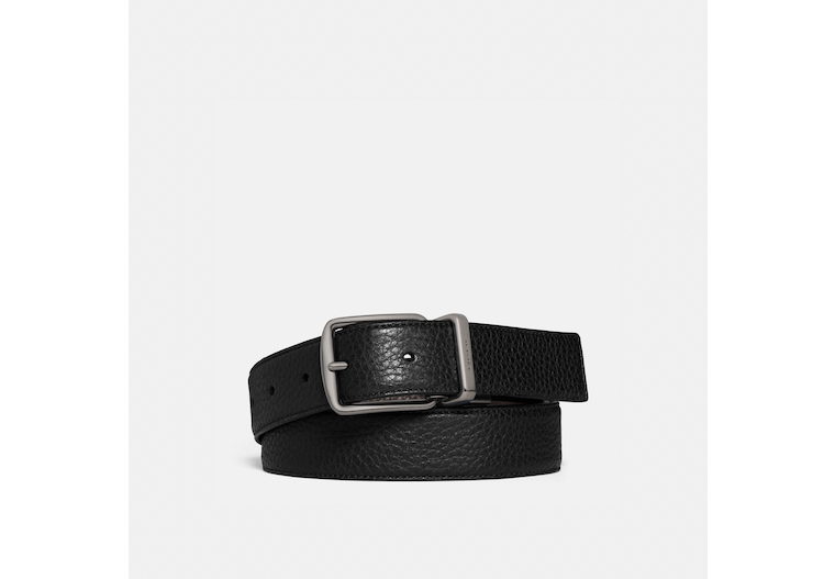 Harness Buckle Cut To Size Reversible Belt, 30 Mm image number 0