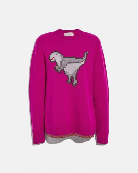 Pixel Rexy Sweater