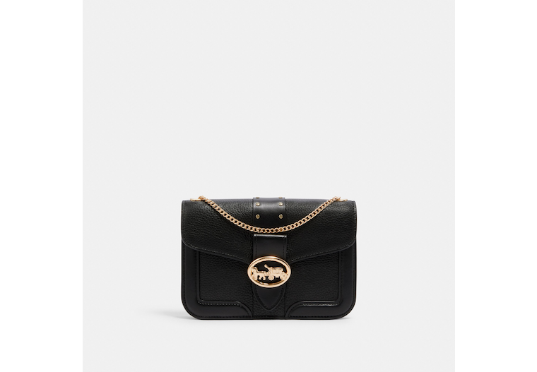 Georgie Crossbody With Rivets image number 0