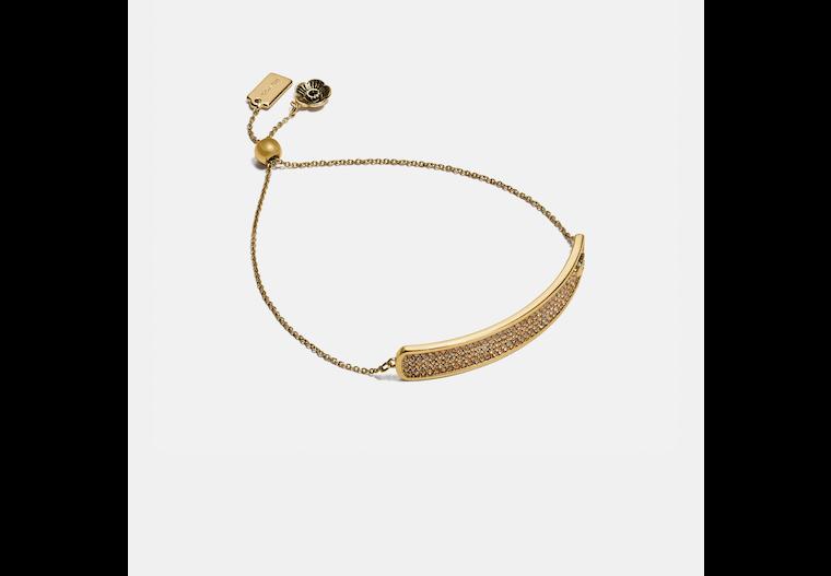 Pave Slider Bracelet image number 0