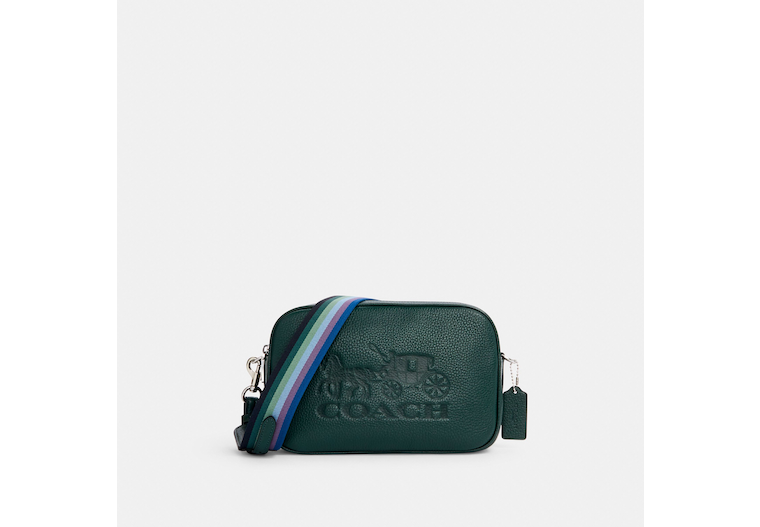 Jes Crossbody With Horse And Carriage image number 0