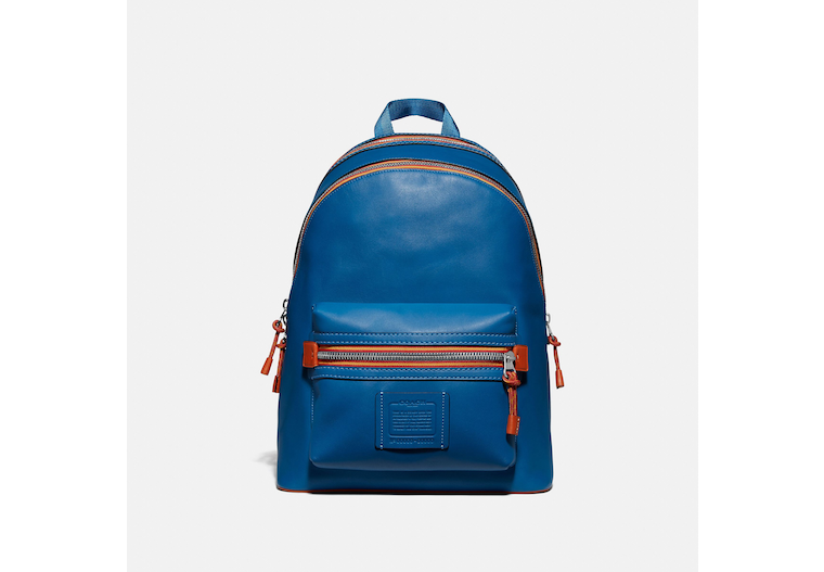 Academy Backpack With Varsity Zipper image number 0