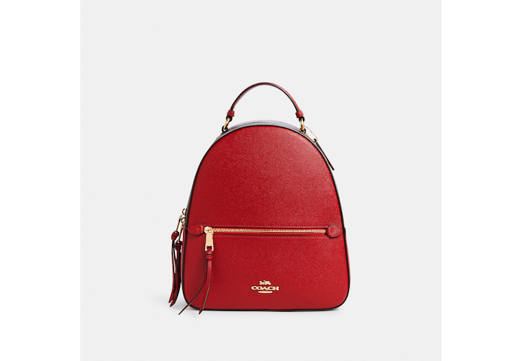 Jordyn Backpack With Signature Canvas Detail image number 0