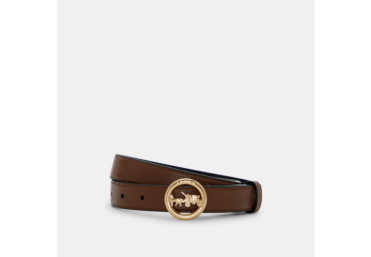 Horse And Carriage Buckle Belt, 25 Mm image number 0