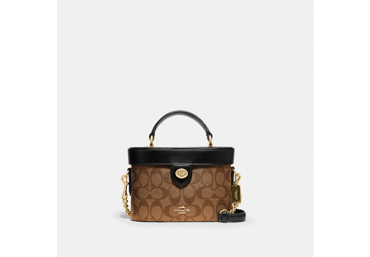Kay Crossbody In Signature Canvas image number 0
