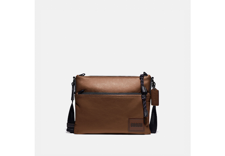 Pacer Crossbody With Coach Patch image number 0