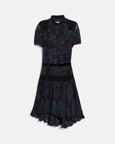 Dress With Kaffe Fassett Print