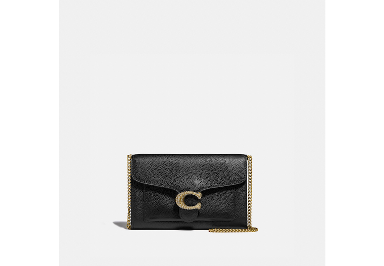 Tabby Chain Clutch image number 0