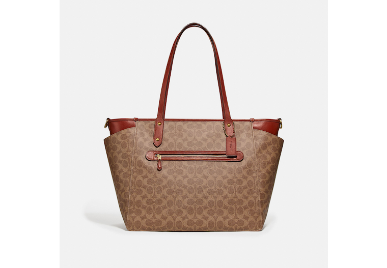 Baby Bag In Signature Canvas image number 0