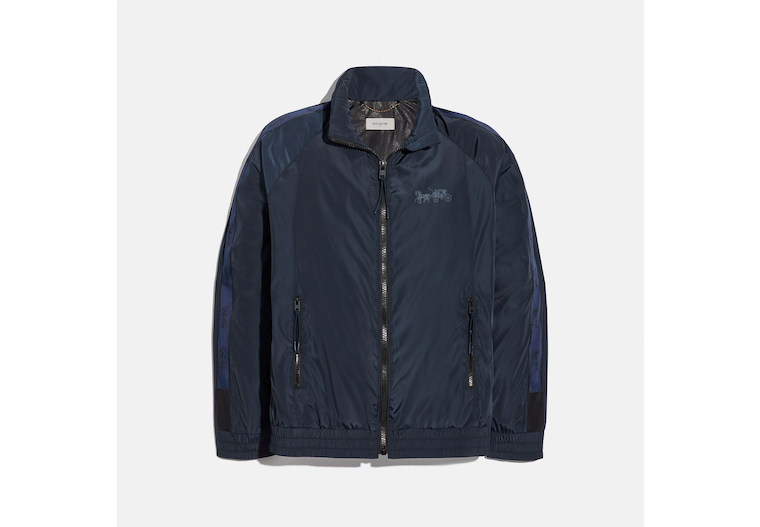 Horse And Carriage Packable Windbreaker image number 0