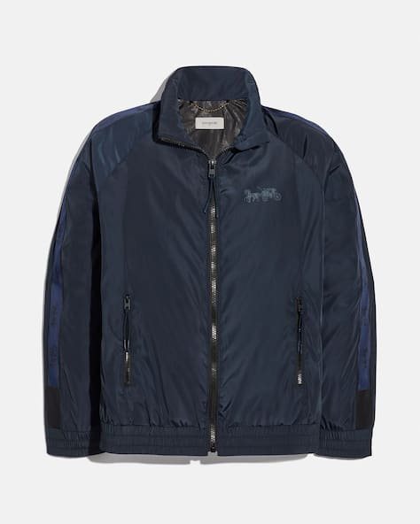 Horse And Carriage Packable Windbreaker
