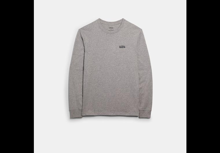 Disney X Coach Bambi Long Sleeve T Shirt image number 0