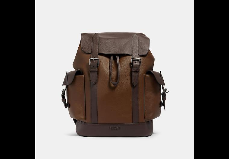 Hudson Backpack In Colorblock image number 0