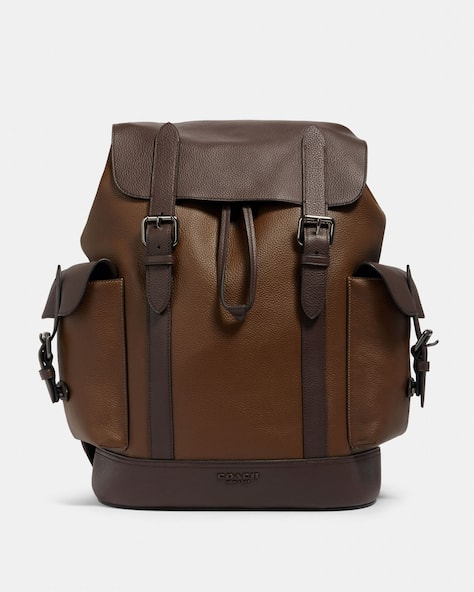 Hudson Backpack In Colorblock
