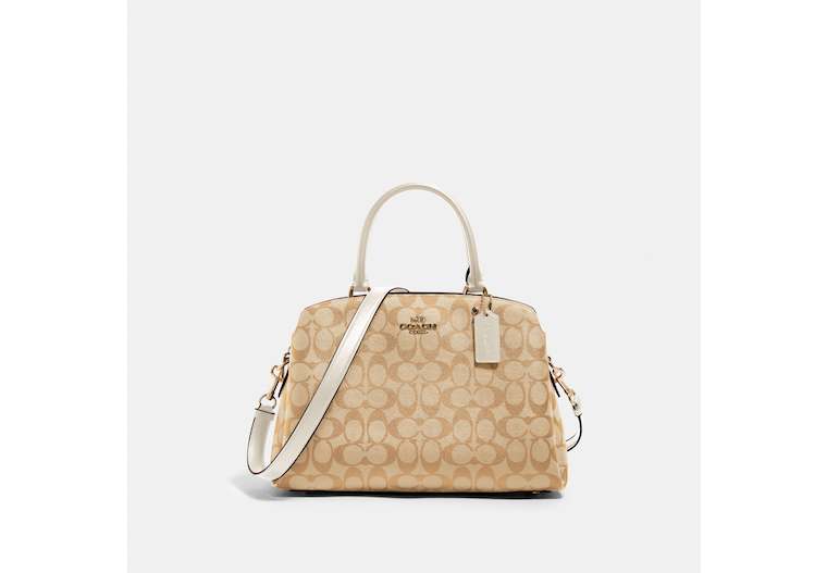 Lillie Carryall In Signature Canvas image number 0