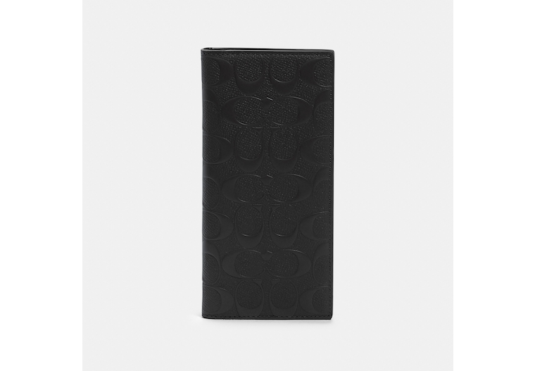 Breast Pocket Wallet In Signature Leather image number 0
