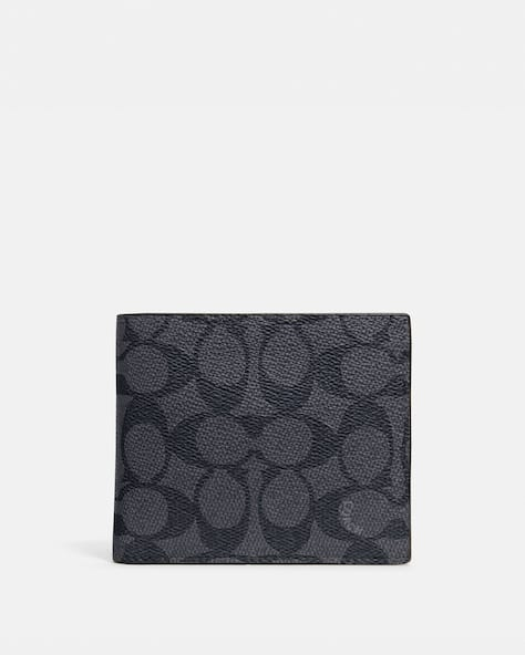 3 In 1 Wallet In Signature Canvas