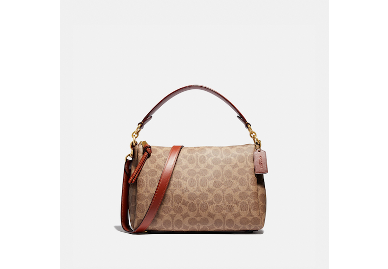 Shay Crossbody In Signature Canvas image number 0