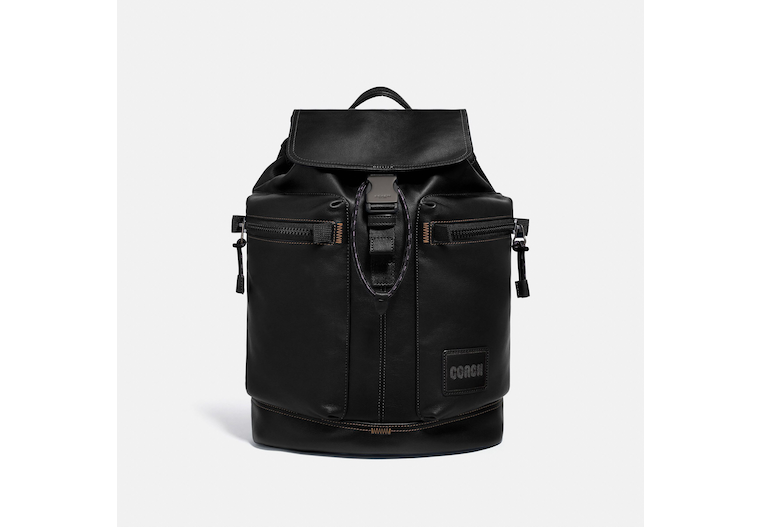 Pacer Utility Backpack With Coach Patch image number 0