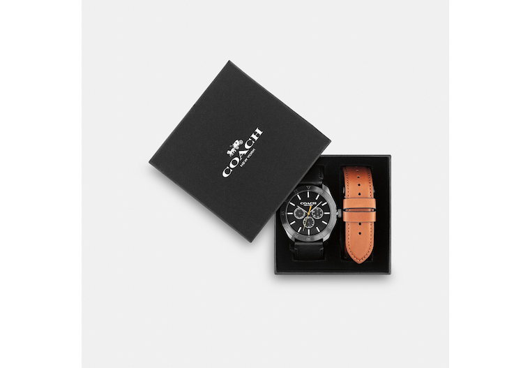 Boxed Casey Watch Gift Set, 42 Mm image number 0