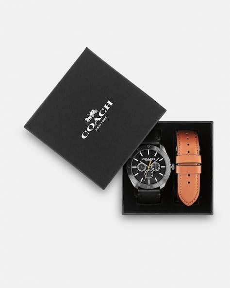 Boxed Casey Watch Gift Set, 42 Mm