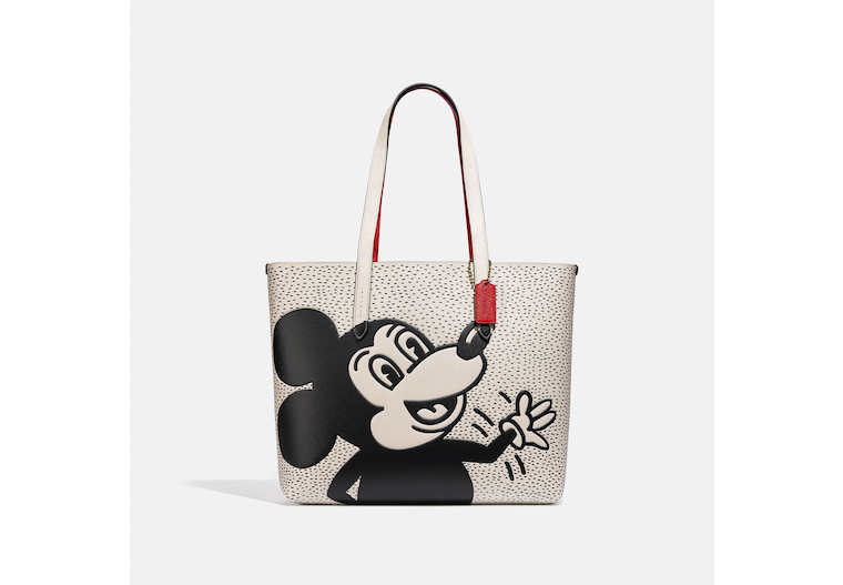 Disney Mickey Mouse X Keith Haring Highline Tote image number 0